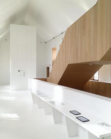 minimal architectuur hof van busleyden mechelen